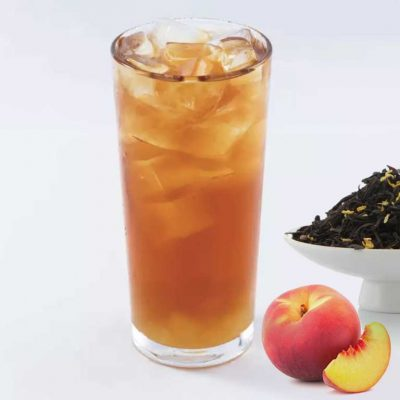 Peach Osmanthus Black
