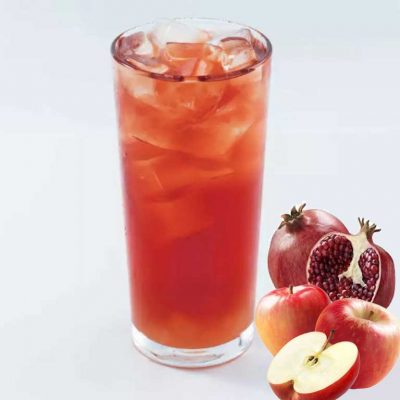 Pomegranate Apple Black